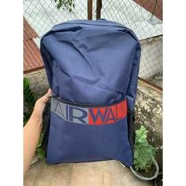 [BS] Backpack Airwalk Edmund Navy Original / Tas Ransel Airwalk Ori