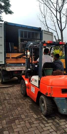 Rental Alat berat dan Forklift