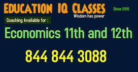 Economics Classes for 11th and 12th at Education IQ by Geetika Ma'am