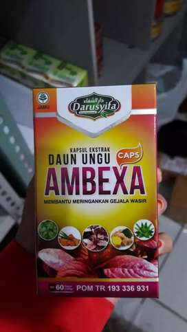 OBAT AMBEIEN / WASIR AMBEXA