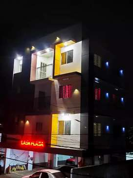 2bhk ready to move flat with occupancy number in corperation area