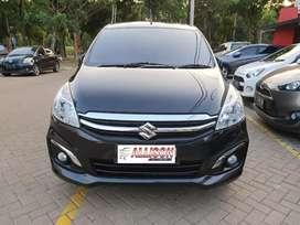 Suzuki Ertiga GX 1.5 AT 2016 Hitam #No Pol Genap#