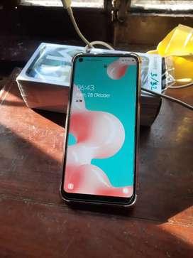 Samsung m11 tangan pertama