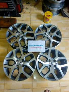 4pc velg ORI Honda city RS r16 pnp Brio Freed Yaris Swift calya ayla