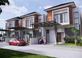Rumah 2 Lantai Lokasi Lampineung