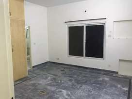 Portion availble for rent in main cantt.
