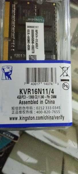 RAM DDR3 Laptop  4GB