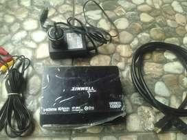Multimedia player Zinwell zin-101 Full HD 1080P
