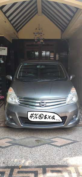 Grand Livina XV 1.5 Matic 2013