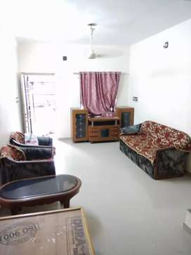 Furnished 2 BHK Row House On Rent at Satellite