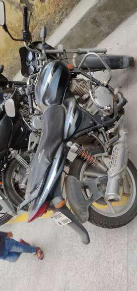 Single handed and very less used bike. Have registered from mp33