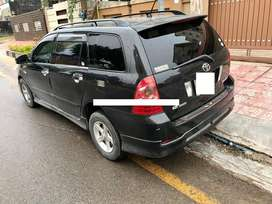 Toyota Corolla Fielder 2006 on easy installment
