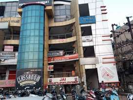 It's office space in alark shopping mall in lalghati square