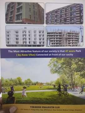 Viksons Project Siddharth Vihar residency