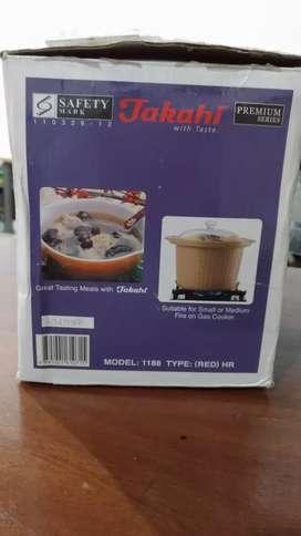 Dijual Takahi Slow Cooker 0,7 ltr Baru