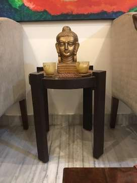 Renovation sale - High quality Wooden Side tables