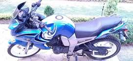 YAMAHA FAZER BLUE