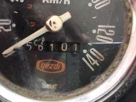Yezdi D250 Classic