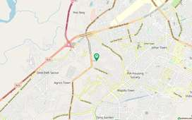 3 Marla Residential Plot Ideally Situated In Nawab Town