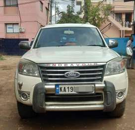 Ford Endeavour 3.0L 4X4 AT, 2012, Diesel