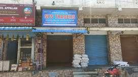 Shop rental at wholesale Koyambedu market
