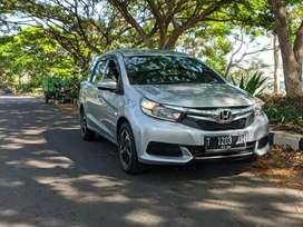 Honda Mobilio 2019 kilometer 8 ribu tt ertiga avanza xenia xpander