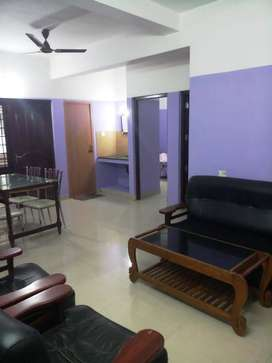 2 BHK Apartment For Rent At Kuravankonam Jn Bachelors or Family 18000.