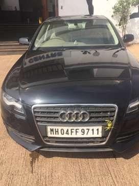 Audi A4 Black color for Sale