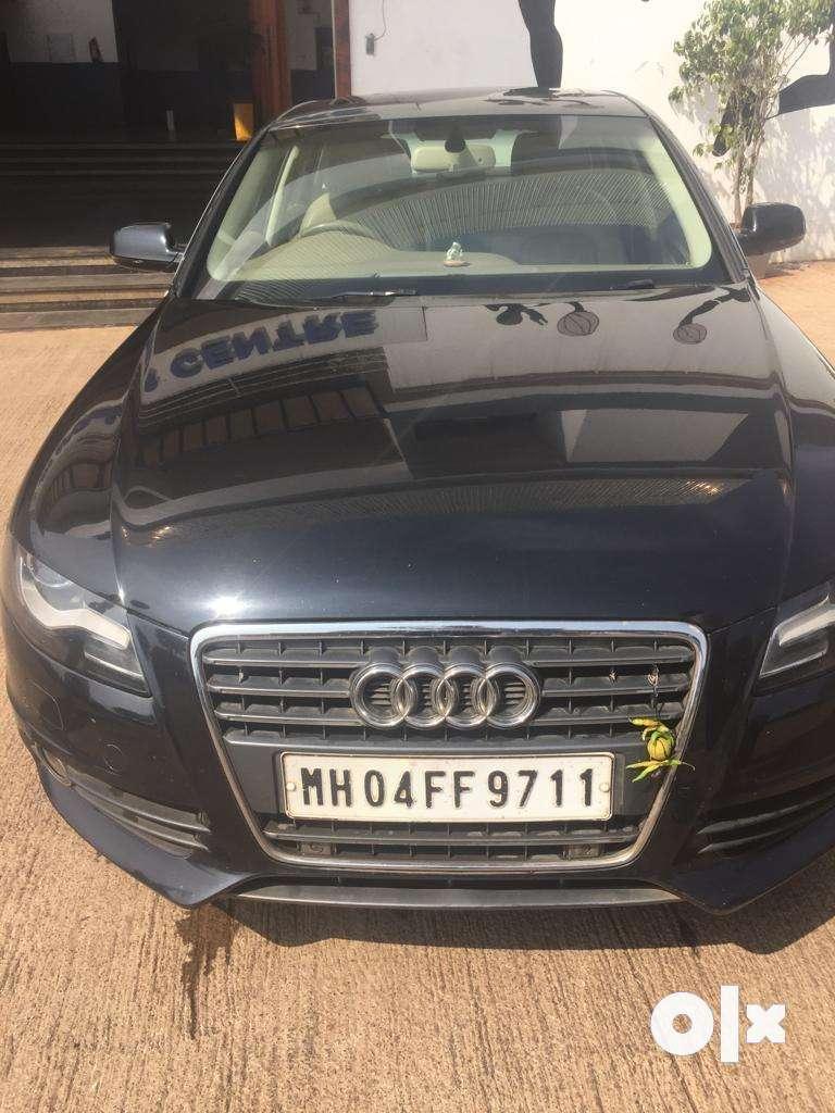 Audi A4 Black color for Sale 0