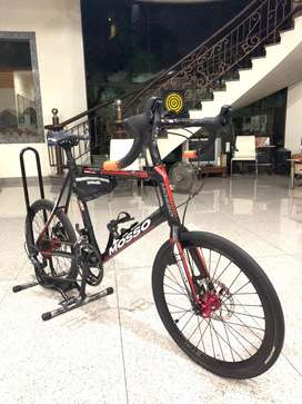 MINIVELO MOSSO XR5 NOT POLYGON UNITED THRILL STRATTOS PACIFIC HELIOS