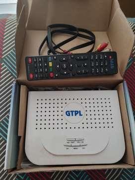 Set top box GTPL