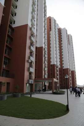 HI LITE CITY 2BHk semi furnished flat for rent