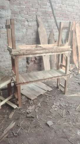 Sitting  Bench For Shop