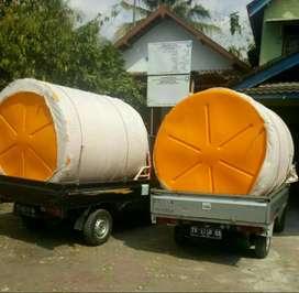 Tandon air 3000 liter Banyumas