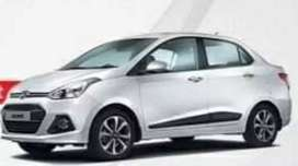 Only For Taxi service Hyundai xcent New Car