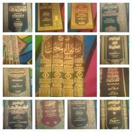 Lelang empat belas kitab bahasa arab bagi penuntut ilmu