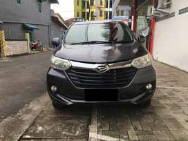 Daihatsu Xenia 1.3 R STD Manual 2017 Abu-abu Metalik