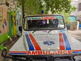 Ambulance Tufan
