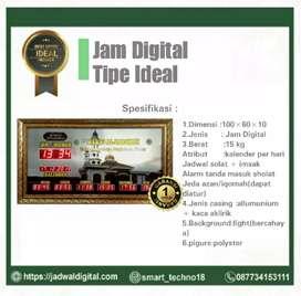 JUAL JAM DIGITAL MURAH TIPE IDEAL