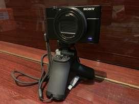 Sony RX100 Mark6 (baru pakai sebentar)
