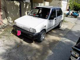 Suzuki mehran 2005/2006 for sell in good condition.