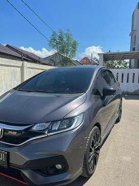 Honda jazz rs cvt 2019 nik 2018 plat bl banda aceh