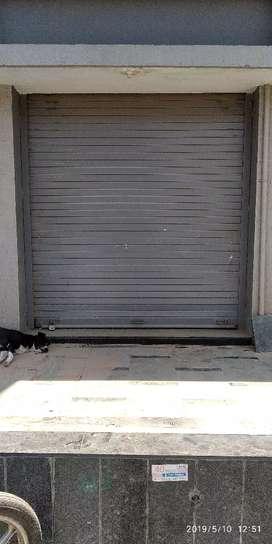 Ground Floor Shop On Rent Vandematram Gota