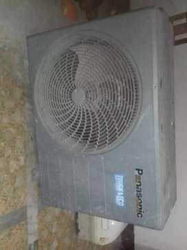 Panasonic split AC  (1.5 ton)