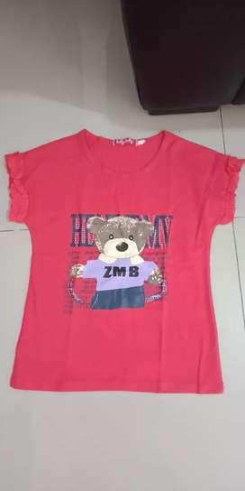 Baju fashion anak size 6-8 th