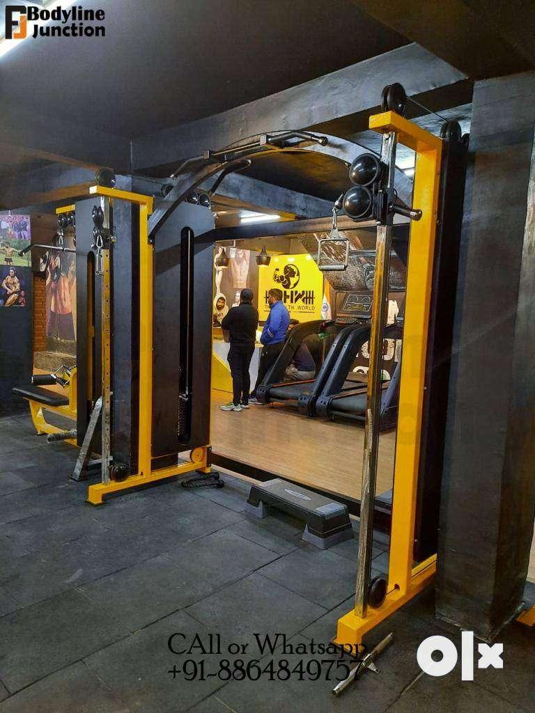 Pro bodyline full club gym equipment machine setup manufacturer .