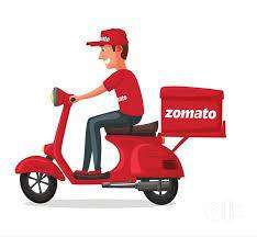 Delivery Partner with Zomato