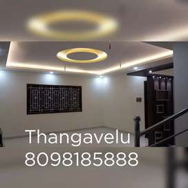 THANGAVELU 4 MASTER BEDROOM NEW HOUSE FOR SALE
