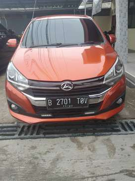 DI JUAL AYLA R SPORTY 2017 AT