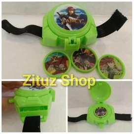 Jam tangan superhero super hero anak mainan superhero anak